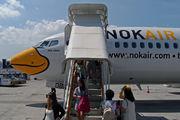 Boeing 737-800 - HS-DBK operated by Nok Air