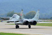 Mikoyan-Gurevich MiG-29AS - 3911 operated by Vzdušné sily OS SR (Slovak Air Force)