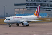 Airbus A319-132 - D-AGWQ operated by Germanwings