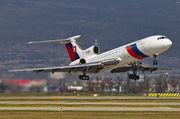 Letka MV SR (Slovak Government Flying Service) Tupolev Tu-154M - OM-BYO