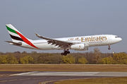 Airbus A330-243 - A6-EAS operated by Emirates
