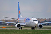 Boeing 737-800 - A6-FEK operated by flydubai