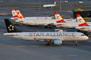 Airbus A320-214 - OE-LBX operated by Austrian Airlines
