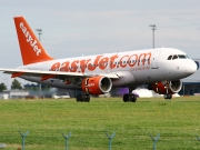 Airbus A319-111 - G-EZIP operated by easyJet