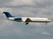 Fokker 100 - 4O-AOL operated by Montenegro Airlines