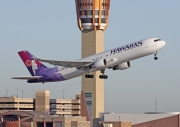 Boeing 767-300ER - N588HA operated by Hawaiian Airlines