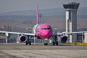 Airbus A320-232 - HA-LWG operated by Wizz Air