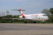 Fokker 70 - OE-LFK operated by Austrian Airlines