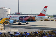 Austrian Airlines Airbus A320-214 - OE-LBS