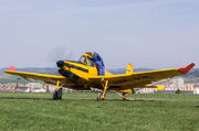 Zlin Z-137T Agro Turbo - OM-VIB operated by AERO SLOVAKIA