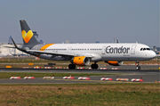 Airbus A321-211 - D-AIAF operated by Condor