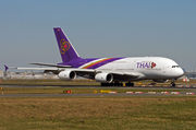 Airbus A380-841 - HS-TUC operated by Thai Airways