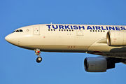 Airbus A330-223 - TC-JIR operated by Turkish Airlines