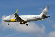 Airbus A320-214 - EC-MAN operated by Vueling Airlines