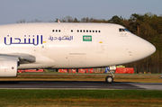 Boeing 747-400BCF - TF-AMF operated by Saudi Arabian Airlines Cargo