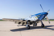 North American P-51D Mustang - N151W operated by Private operator