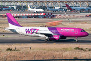Airbus A320-232 - HA-LPK operated by Wizz Air