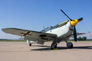 Hispano HA-1112-M1L Buchon - G-BWUE operated by Private operator