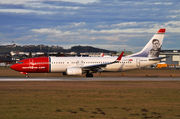 Boeing 737-800 - LN-DYQ operated by Norwegian Air Shuttle