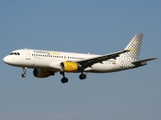 Airbus A320-214 - EC-JZQ operated by Vueling Airlines