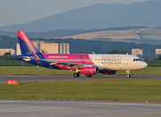 Airbus A320-232 - HA-LYQ operated by Wizz Air