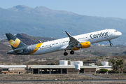 Airbus A321-211 - D-AIAH operated by Condor