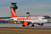 Airbus A319-111 - G-EZAX operated by easyJet