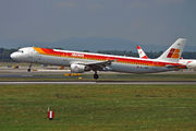 Airbus A321-211 - EC-JRE operated by Iberia