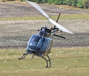 Bell 206B-3 JetRanger III - OM-ARI operated by EHC Service