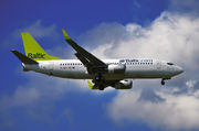 Boeing 737-300 - YL-BBY operated by Air Baltic
