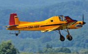 Zlin Z-137T Agro Turbo - OM-NRP operated by AERO SLOVAKIA