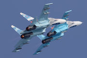 Sukhoi Su-27UB - 62 operated by Voyenno-vozdushnye sily Rossii (Russian Air Force)