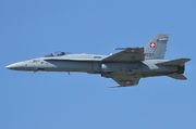 McDonnell Douglas F/A-18C Hornet - J-5007 operated by Schweizer Luftwaffe (Swiss Air Force)