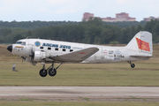 Douglas C-47A Skytrain - N12BA operated by Private operator