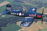 The Flying Bulls Vought F4U-4 Corsair - OE-EAS