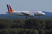 Airbus A319-132 - D-AGWI operated by Germanwings