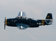 General Motors TBM-3R Avenger - HB-RDG operated by Private operator