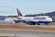 Boeing 747-400 - EI-XLC operated by Transaero Airlines