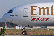Boeing 777F - A6-EFL operated by Emirates SkyCargo