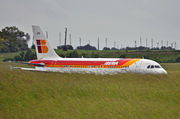Airbus A319-111 - EC-JXV operated by Iberia