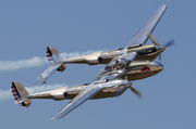 The Flying Bulls Lockheed P-38L Lightning - N25Y