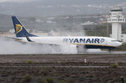 Boeing 737-800 - EI-EBX operated by Ryanair