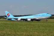 Boeing 747-400F - HL7400 operated by Korean Air Cargo
