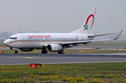 Boeing 737-700 - CN-RNM operated by Royal Air Maroc (RAM)