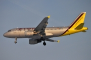 Airbus A319-112 - D-AKNL operated by Germanwings