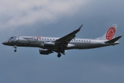 Embraer 190-100LR - OE-IHA operated by Niki