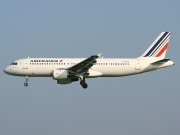 Airbus A320-211 - F-GJVA operated by Air France