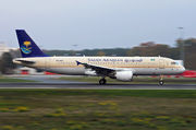 Airbus A320-214 - HZ-ASA operated by Saudi Arabian Airlines