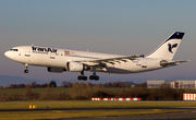 Airbus A300B4-605R - EP-IBC operated by Iran Air