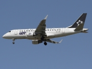 Embraer E170LR (ERJ-170-100LR) - SP-LDK operated by LOT Polish Airlines